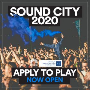 Apply-to-play Sound City 2020