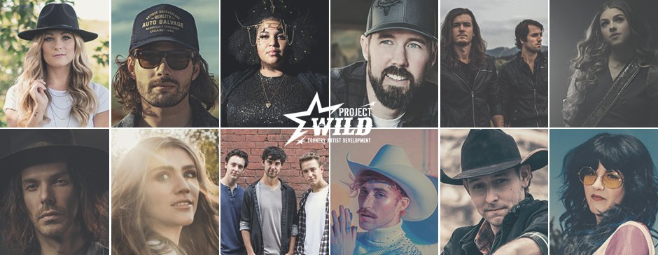 Project Wild 2021 Top 12 photo grid